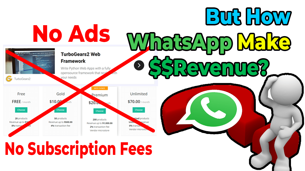 How-whatsApp-makes-money-though-have-no-ads-or-Subscription-fees