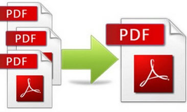 how to merge pdf files into one