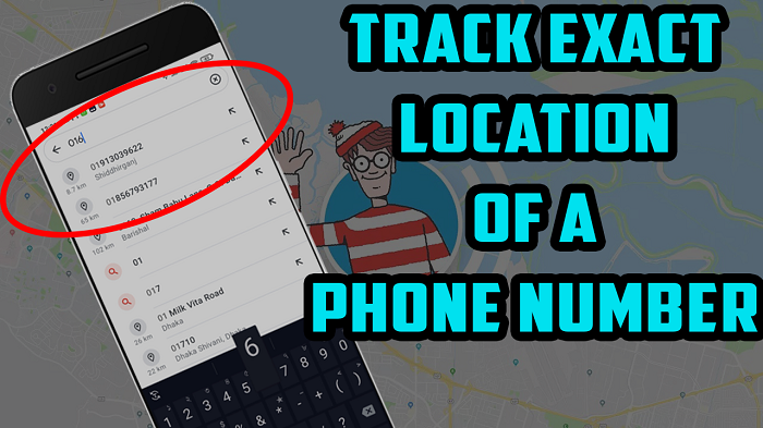 track exact location by phone number